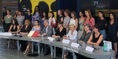 Le festival de Locarno signera ce dimanche 5 août la charte pour la parité